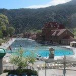 Hot Springs...