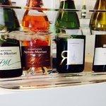 Champagne Pertois-Moriset et Champagne R&L Legras
