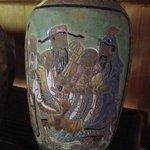 Mai Chau ethnographic museum vase