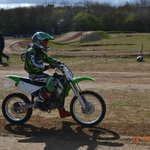 fun at mx tryout