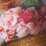 Epic lobster roll