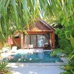 Room 5 Beach Studio with Pool