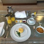 In-Room Breakfast