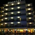 Bellamar at night