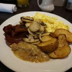 Sehr leckeres Frühstück