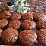 Gluten free muffins and other baked goods