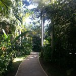 Walk to our room