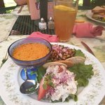 Chicken Salad Meal - YUMMY!
