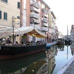 Locanda La Comacina - il barcone/ristorante