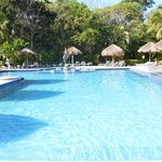 main pool at the hotel