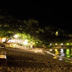Santhiya's privat beach
