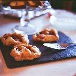 Amazing apricot pastry