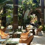 Courtyard, El Marques