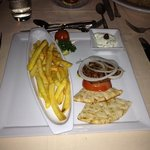 Diner Minos beach Art Hôtel