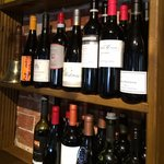 Carefully selected wines by the glass