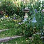 Charming Garden Steps