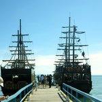 Passeio Escuna Pirata