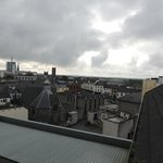 View from our top floor Family Room Velux Window