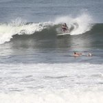 Some fun waves i had out the front