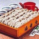 へぎそば 福寿庵の写真