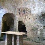 Ingresso alle Catacombe di S.Giovanni a Siracusa