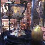 Tri-Wizard Cup and the Golden Egg