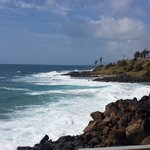 great coast line
