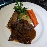 Main dish -Lamb