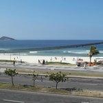 praia da barra da tijuca/pepê