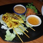 Yummy Chicken Satay