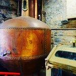 new distilling area