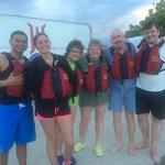 Ready to Kayak in Bio Bay