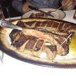 熟成肉ステーキ