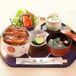 River fish cuisine & eel Fukumoto