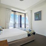 Master Bedroom 3 bed unit