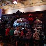 Palace bar area