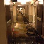 Corridor from hell!!