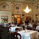 Beautiful dinning room.