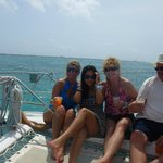 Ferry over to Isla Mujeres