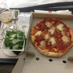 Room Service - Wood fired Pizza - Diavola