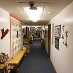 Hallway museum