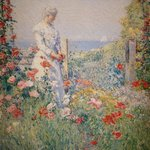 Childe Hassam: In the Garden