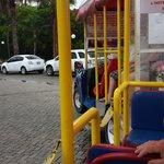 Riding Hacienda Tram