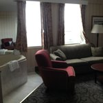 Fallsview suite