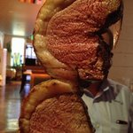 Picanha, the signature meat of Brasil
