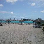 Playa atras