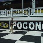 Me at victory lane Thanks Pocono Raceway Free