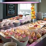 Notre buffet dessert