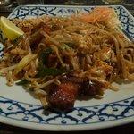 Crispy Pork Thai style