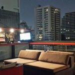 Sky lounge area